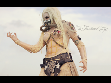 Immortan Joan by Why-Not-Chaos
