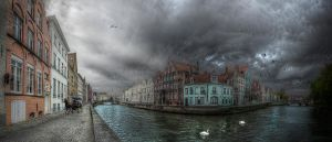 In Bruges by phoelixde