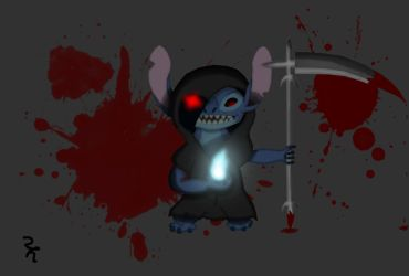 Stitch is the Death by Shutdp