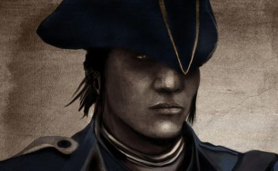 Captain Connor Kenway by SavageAnemone