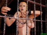 The Cage by Xeno-3DX