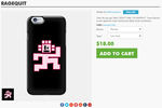 RageQuit Phone Case by JamaraTynekLenard