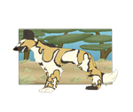 Botanica Zoo || African Wild Dog || Jensen by LadyPipen