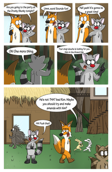 Chapter 2 (6/28) by RonRaccoon