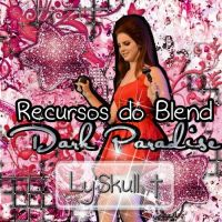 Recursos do blend Dark Paradise by LyCookieMonster