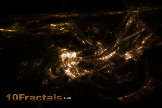 10 Fractal Brushes by CRCharisma