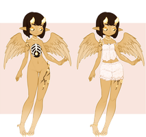 [CLOSED]VK: Aesthetic Adopt | Day 02 by SkyJynx