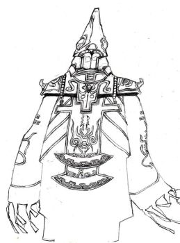 Unfinished zant outline by danielrules01