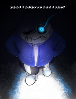 want to have a bad time? by Artrmotus