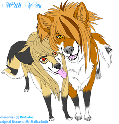 .:For My Wolfie:. by Rinthefox