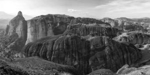 Greece - Meteora - Monastery of Holy Trinity - 01 by GiardQatar