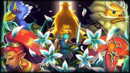 Breath of the Wild by Xelgot