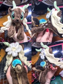 Noa Fawnpond Plush by Bellona27