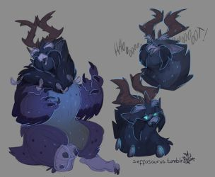 More Moonkin Sketches by Sefeiren