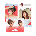 [TWICE] MINA / Summer Nights - PNG PACK by TsukinoFleur