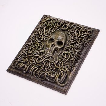 Cthulhu 3D Painting by FraterOrion