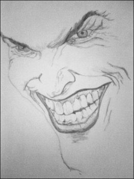 The Joker by laurenlouisefraser