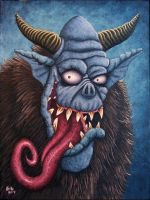 Krampus by vonblood