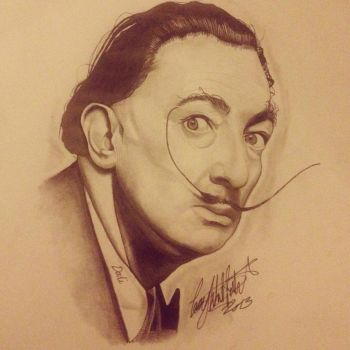Dali. by TerryWhitfield