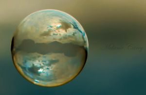 Bubble Love by MelanieCarey