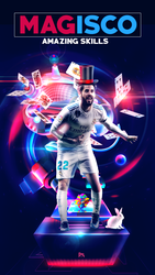 ISCO ALARCON Lockscreen by workoutf