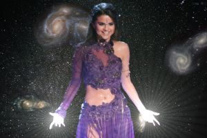 Goddess Selena Gomez + story by AwesomeX18 by ZituKX