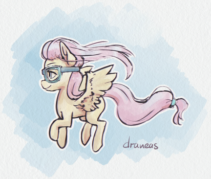 The goggles... by draneas