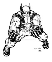 Wolverine Inks by Bambs79
