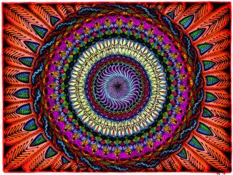 Eye See All - Hand Drawn and Colored by MajorTommy
