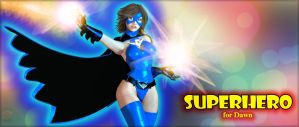 ~Superhero~ for Dawn NOW Available! by ken1171