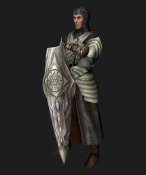 Third Age elf smith by Louis-Lux