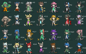 HUGE FREE ADOPTABLES BATCH 0/28 (CLOSED) by shop-adoptables