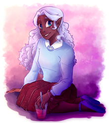 Pastel Allura by SaphireCat11