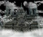 Cloudy Mansion by OnyxKnyte