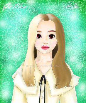Go Won-LOONA by Pioko6642