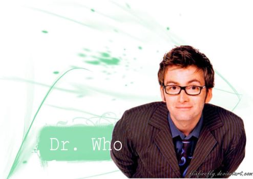 Dr who Wallpaper by flixfirefly