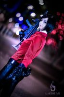 Ada Wong Cosplay Resident Evil 6 !! by AllyAuer