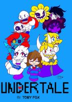 Undertale Digital Version  by cutelittlepikakitty