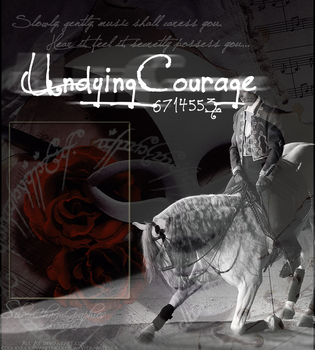 Undying Courage by 0SilverCharmLayouts0