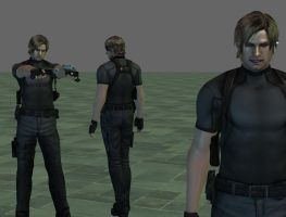 Leon RE4 Mod by ItalianUtent