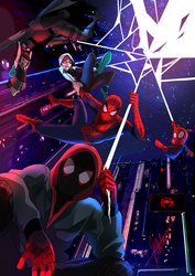 Into the Spider-Verse by DuckLordEthan