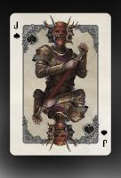 Jack of Spades by gerezon