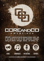 COREandCO flyer Recto by binassmax