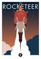 The Rocketeer by WEAPONIX