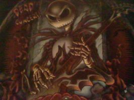 Nightmare Before Christmas by Fangishot630