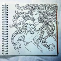 Instaart - Shiva (NSFW on Patreon) by Candra