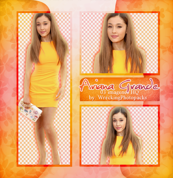 Pack PNG 110 - Ariana Grande by southsidepngs