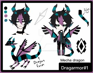 Dragarmor #01 # CS adoptable CLOSED by AS-Adoptables