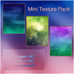 Mini Pack - Colorfull Textures by pandasensualon