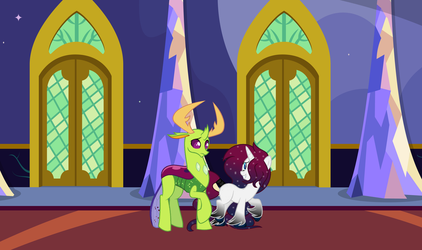 Oh Come On Thorax by CattyNora